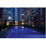 empresa que vende iluminação para piscina de fibra Distrito Federal